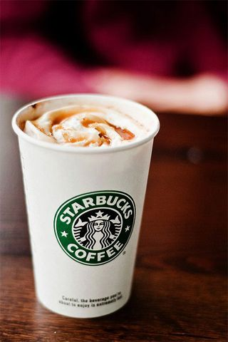 Good Morning! How many of you had starbucks coffee today? Show the repin and like button some love!