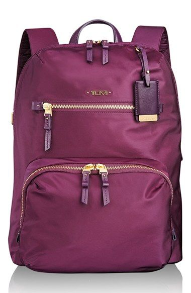 Tumi 'Voyageur - Halle' Nylon Backpack available at #Nordstrom