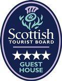 Scottish Tourist Board 4 star Guest House Balnearn House - www.balnearnhouse.com