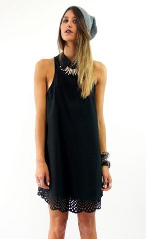 College Black Shift Dress, $59.95 www.littlepartydress.com.au