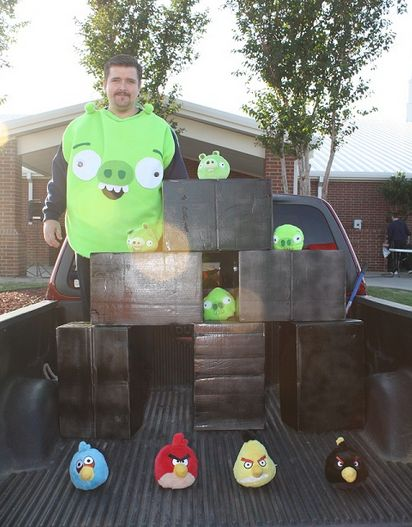 27 Clever Trunk or Treat Ideas