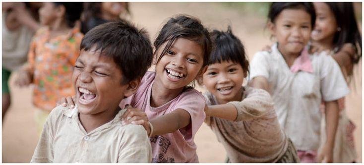 Harvest Cambodia >> Stepping Stones School