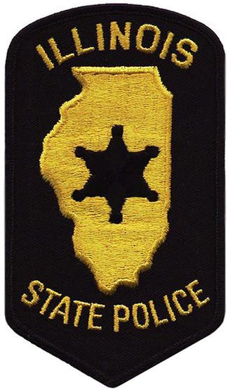illinois state police patches | No higher resolution available.