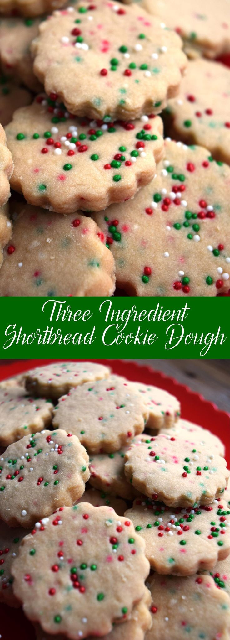 A good shortbread recipe is hard to come by, even though there's many different varieties out there. What I mean by a good shortbread recipe is one that is not too difficult to master, takes very little time, is inexpensive, and holds its shape when baked. This recipe has all of that, plus one added …