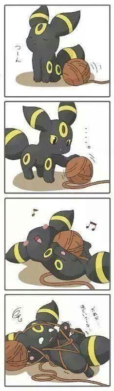 Aww!! Cute Pokemon