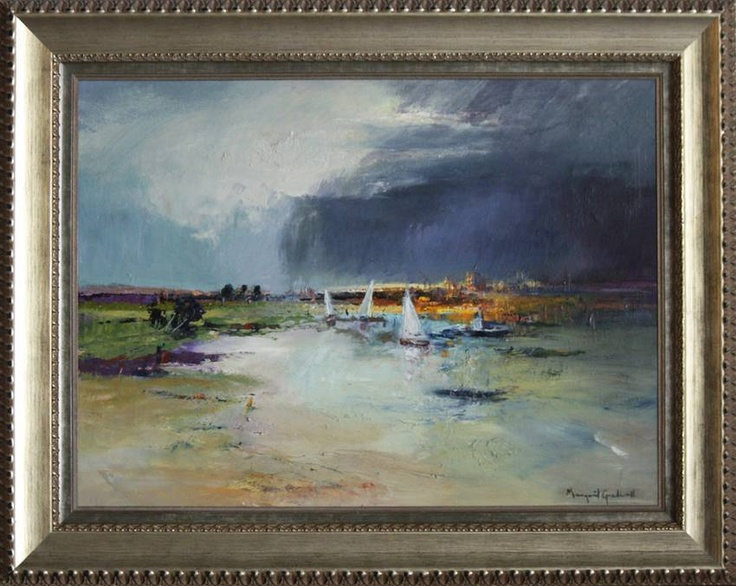 Rainy Day- Margaret Gradwell
