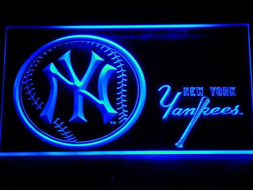 7 #Colors to Choose New York #Yankees Sign LED #Signs Neon #Signs Home Man Cave De,  View more on the LINK: 	http://www.zeppy.io/product/gb/3/256358618/
