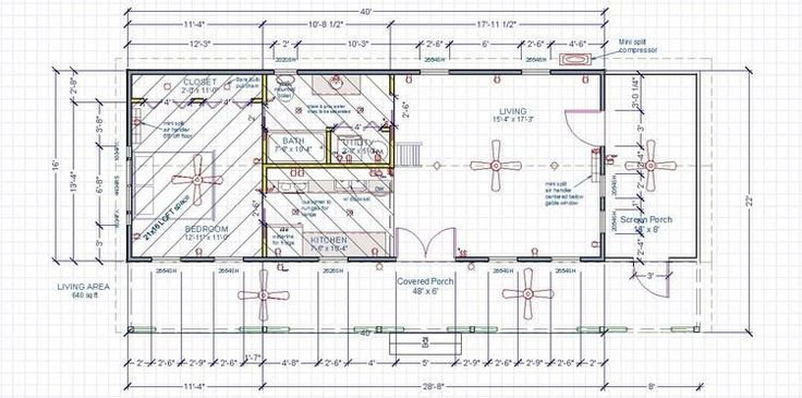 11 best 16 39 x40 39 cabin floor plans images on pinterest for 16 x 32 cabin floor plans