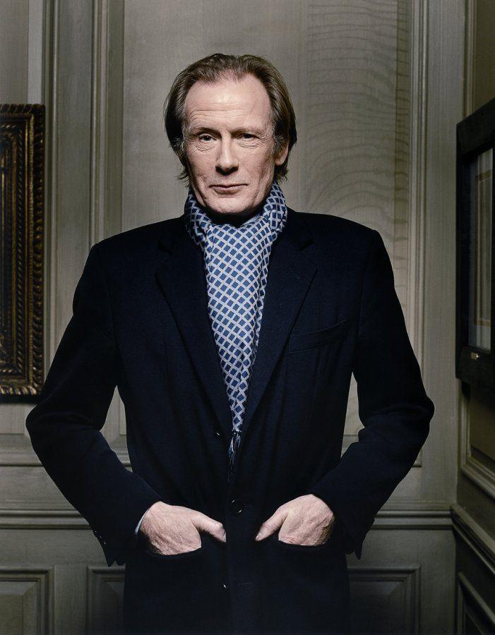 Bill Nighy - casting as Pantalone