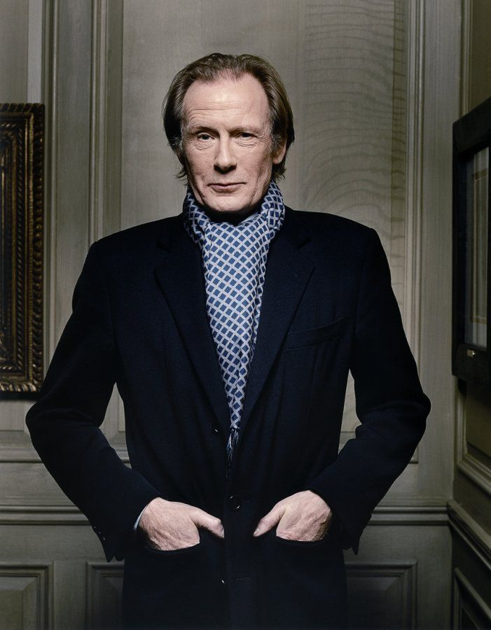 Bill Nighy - casting as Pantalone