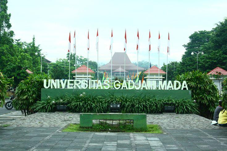 Yogyakarta, Indonesia. Universitas Gadjah Mada