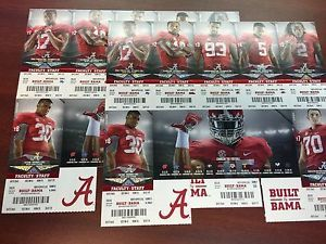 Alabama Football Tickets | 2019 Bama Games | TicketCity