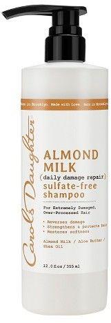 Carol's Daughter® Almond Milk Daily Damage Repair Sulfate-Free Shampoo - 12.0 oz
