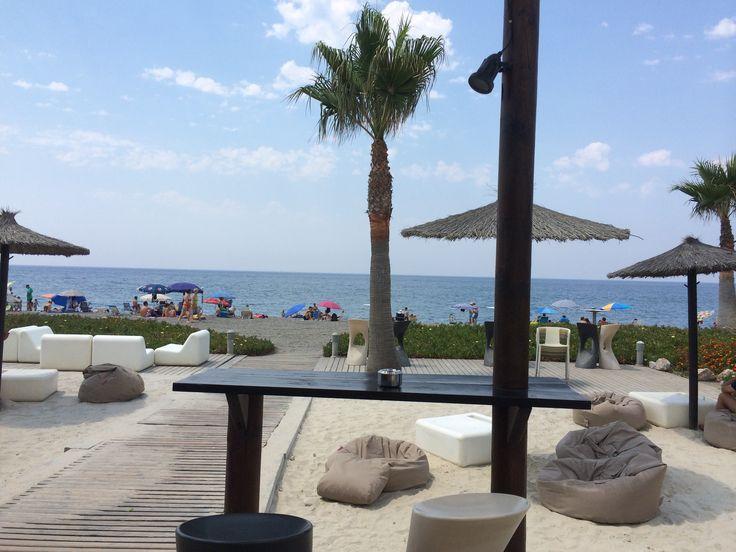 Chill Out Beachbar - ROBINSON Club Playa Granada