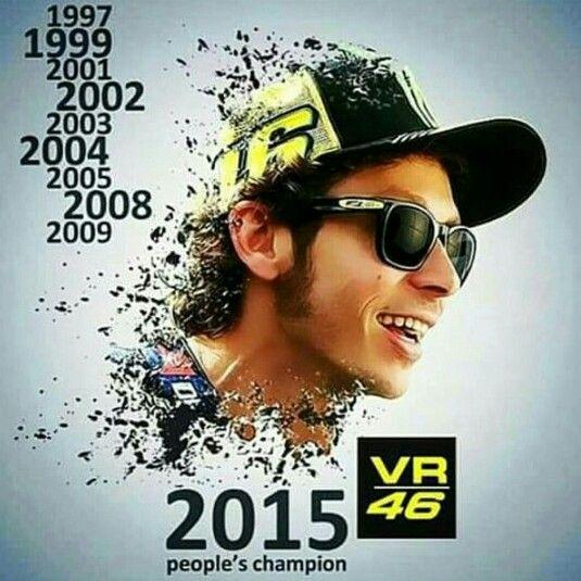 YellowVR46 forever