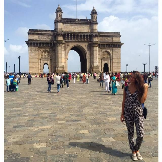 Gateway of India #gateway#of#india#mumbai #travel #love#travelling #first#day #gente#strana #pic#pics#photo#me#girl#beunette#around#the#world #leopardo #happy#holidays #vacation by saragiovaa #Gateway_Of_India #Mumbai #Maharashtra #India