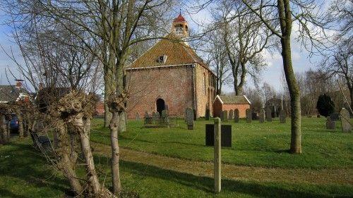 De Sint-Felicitaskerk in Thesinge is een overblijfsel van het Benedictijner Klooster 'Germania', dat halverwege de 12e eeuw is gesticht. In 1786 is de oorspronkelijke kerk grotendeels afgebroken, de stenen werden gebruikt voor de bouw van het arsenaal aan de Kruitgracht in Groningen. Van de oorspronkelijke kruiskerk met een lengte van 42 meter en een breedte van 23 meter is alleen het oostelijke deel bewaard gebeleven.