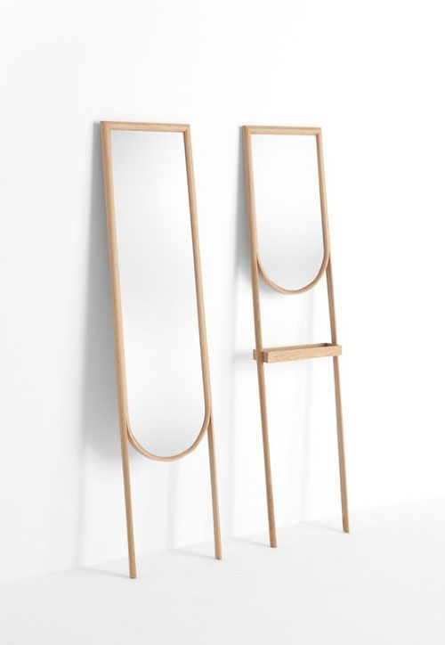 Splinter Collection by Nendo : Mirrors