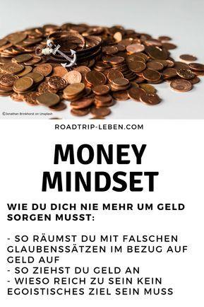Money Mindset: Wie du dich nie mehr um Geld sorgen musst – bau