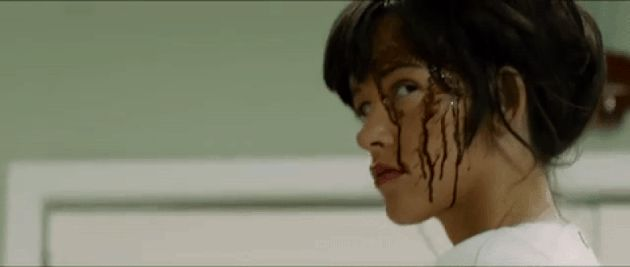 """Nurse"" (2013)  Paz de la Huerta stars in this dark comedy — which was originally in 3D — about a blood-soaked healthcare provider named Abby Russell. Vengeful and unhinged, she uses her expert medical knowledge to brutally murder people. Her main target? Cheating men. Trust us, you don't want her scalpel anywhere near your trousers. When her obsession with a younger nurse becomes a threat, it's hard not to root for the charmingly insane Abby."