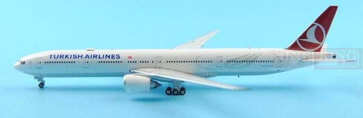 99.75$  Buy here - http://alikne.worldwells.pw/go.php?t=32598227253 - Phoenix 11126 Turkey Airlines TC-JJS 1:400 B777-300ER commercial jetliners plane model hobby 99.75$