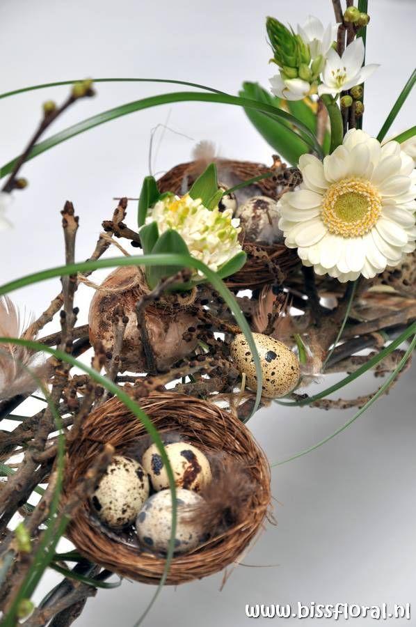 Nieuwe #ideeen voor #Pasen http://www.bissfloral.nl/blog/2014/02/19/nieuwe-ideeen-voor-pasen/