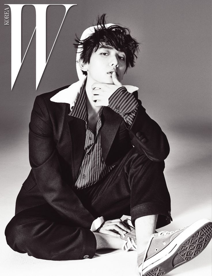 Baek Hyun - EXO - W Magazine July Issue '16  | Korean Magazine Lovers