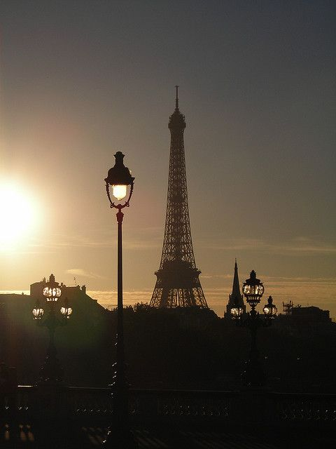 Paris, Eiffeltorn