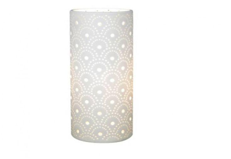 Gift Idea - Sunrise table lamp, under $40 | Super A-Mart