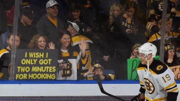 hockey humor - Tyler enjoyed it