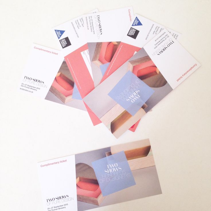 Tent London gave us complimentary tickets for everyone who comes on our field trips!