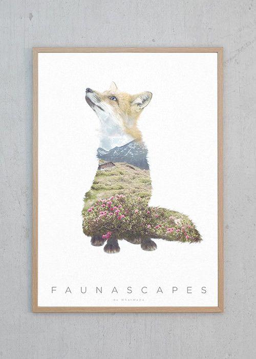 Faunascapes: Ræven | Just Spotted