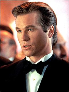 Val Kilmer as Bruce Wayne aka Batman meh...