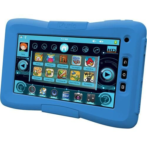 "Kurio 7"" Tablet with 4GB Memory for Families and Kids"