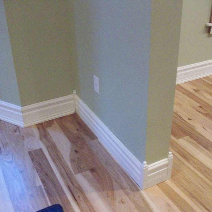 Hardwood Floor Baseboard Styles