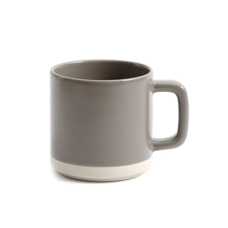 Artisanal Kitchen Supply® Edge 13 oz. Mug in Stone