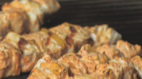 Kebabs de flétan - Recettes - RecettesBBQ.com
