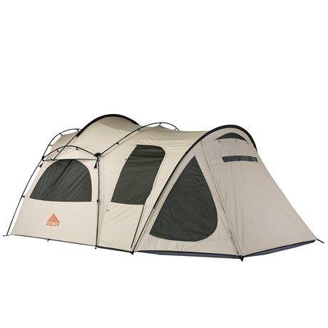 Kelty Frontier 10x10 Tent - 6-Person, 3-Season)
