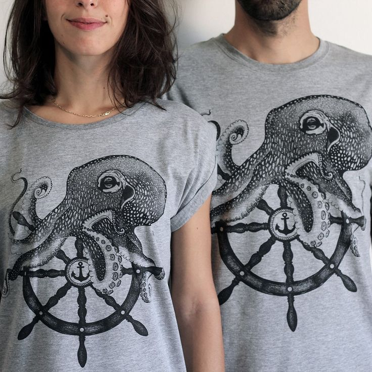 Octopus power  Special gift for couples!