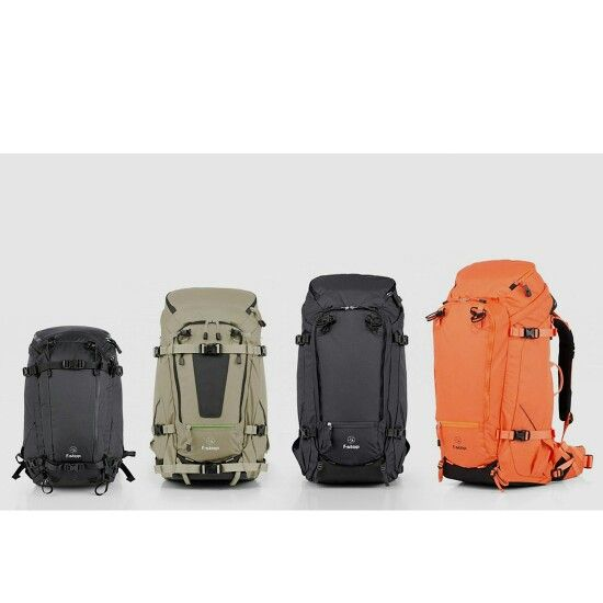 New f-stop Mountain Series packs