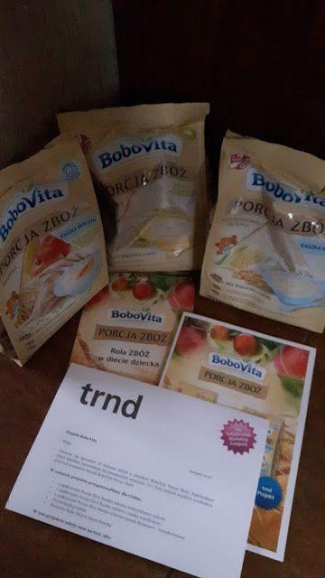 Recommendation: Kaszki Bobovita Porcja zbóż