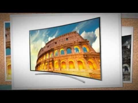 Samsung UN48H8000 Curved 48-Inch 3D Smart LED HDTV