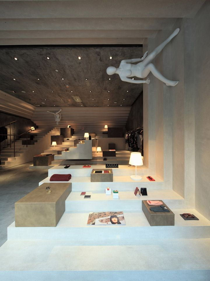 ALTER concept store by 3Gatti Architecture Studio, Shanghai » Retail Design Blog #Shanghai #DesignShanghai
