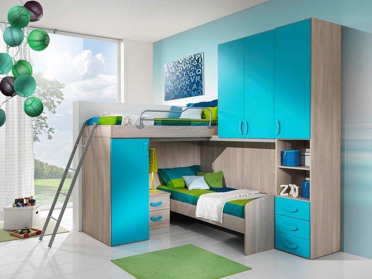 Έπιπλα Σπιτιού - Παιδικό Υπνοδωμάτιο Full Comp. G