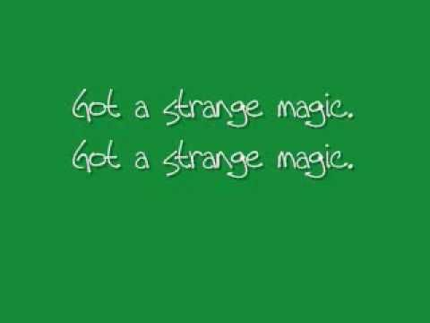 ▶ ELO(5/15) - Strange Magic w/lyrics - YouTube