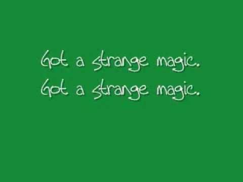 ▶ ELO(5/15) - Strange Magic w/lyrics - YouTube