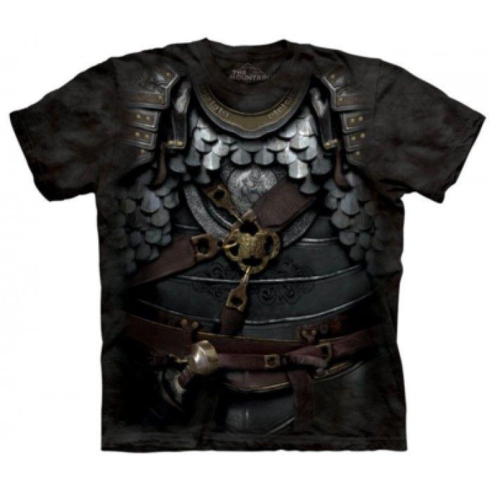 Cadouri Halloween – Tricou Centurian Armour