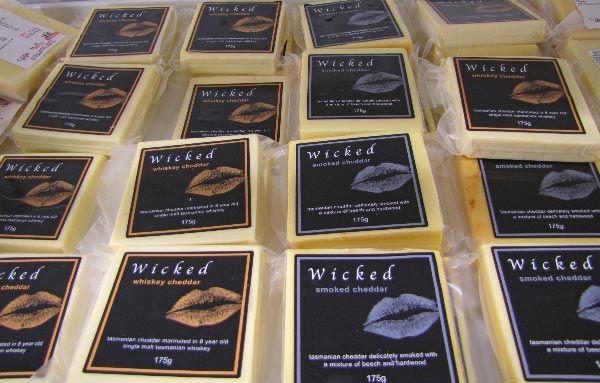 Wicked Cheese factory, #Richmond #Tasmania. Article for www.think-tasmania.com