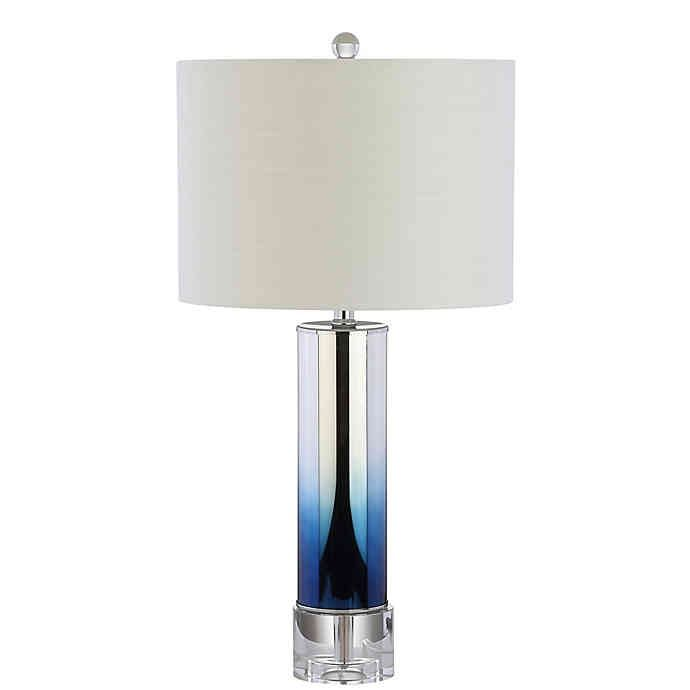 Jonathan Y Edward 27 Glass Crystal Led Table Lamp With Images