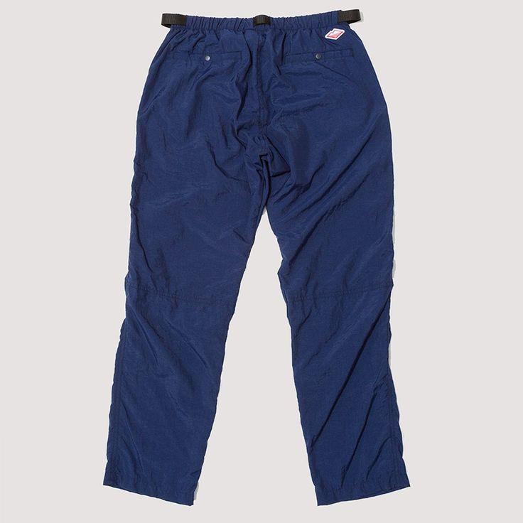 Stretch Climbing Pant - Navy | Battenwear | Peggs & son.